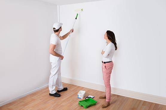 devis travaux peinture salle de bain à Draveil