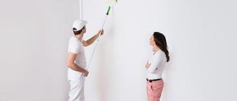 prix peintre mur à Tourcoing